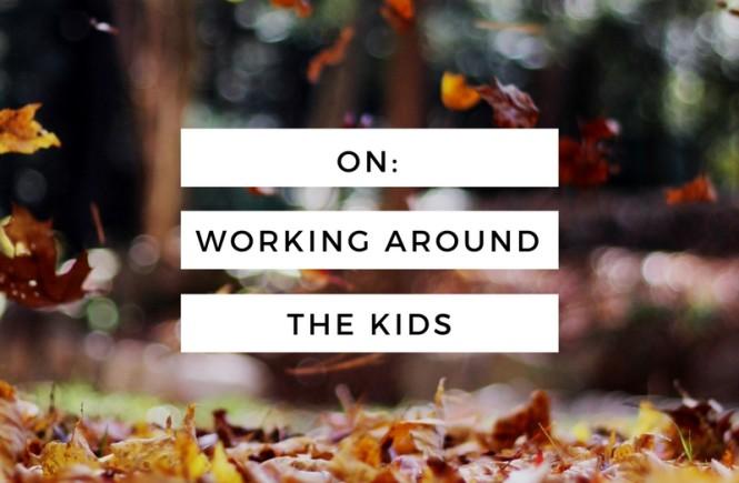 working-around